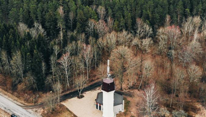 Zilākalna ūdenstornis pārtapis modernā kultūrvēstures un apmeklētāju centrā
