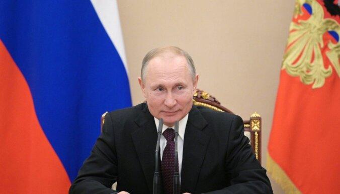 Путин предложил повысить подоходный налог для богатых. Деньги пойдут на помощь больным детям