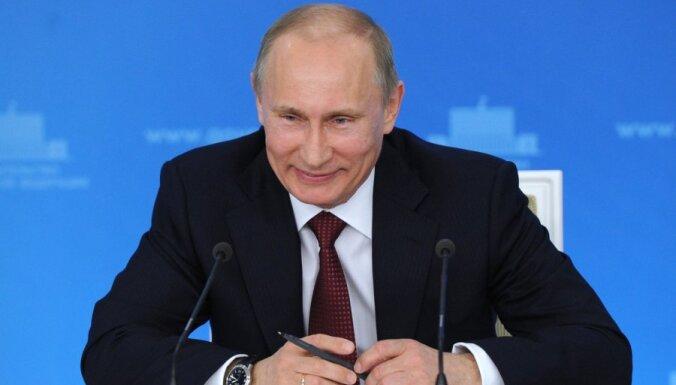 Китай отметил Путина премией мира за Ливию