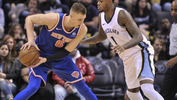 Майки Порзингиса — пятые по популярности в НБА среди болельщиков