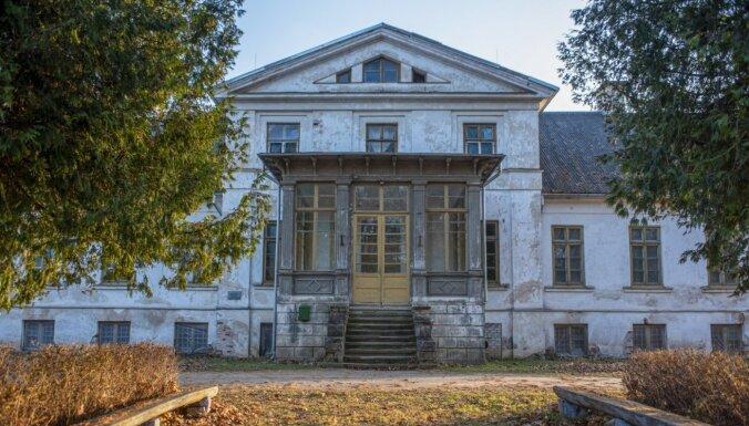 ФОТО. Утраченная слава: Усадьба Лестене в Тукумском крае
