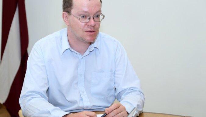 Eglājs atcēlis savu kandidatūru CVK priekšsēdētāja amatam