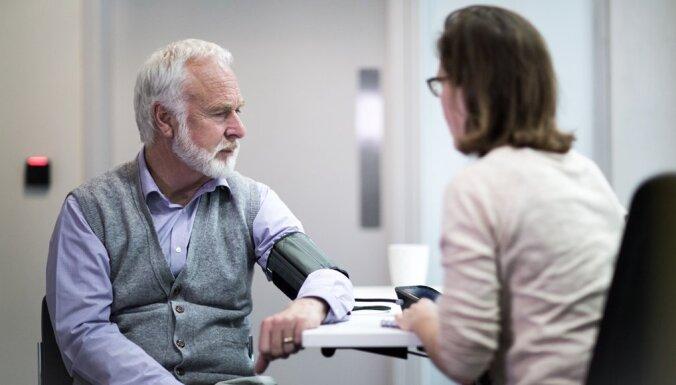 Problēmas, kas saistītas ar pacientu līdzestību sirds un asinsvadu slimību ārstēšanā
