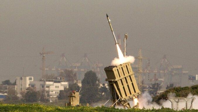 Обстрелы Газы и Израиля унесли уже более десяти жизней