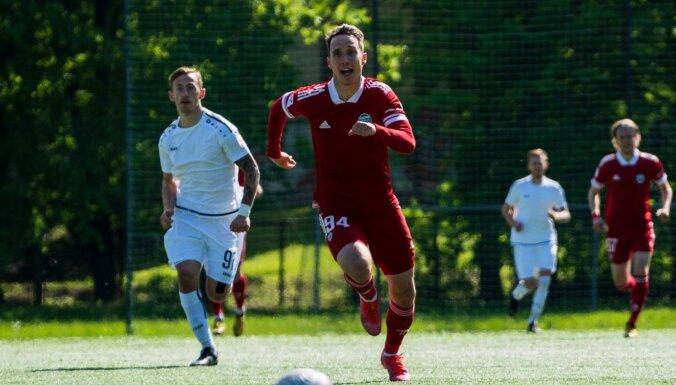 FK 'Liepāja' neizskaidrojamu epizožu pilnā spēlē sagrauj 'Noah'