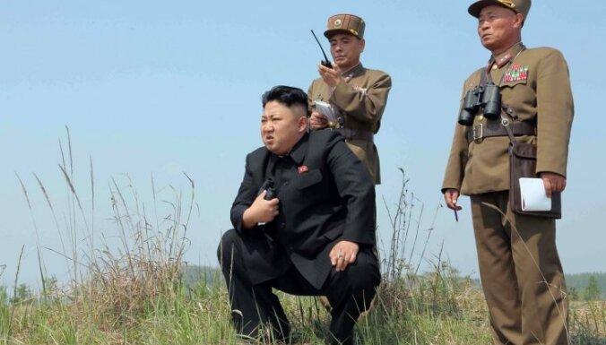 Dienvidkoreja drīzumā noteiks Ziemeļkorejai stingrākas sankcijas