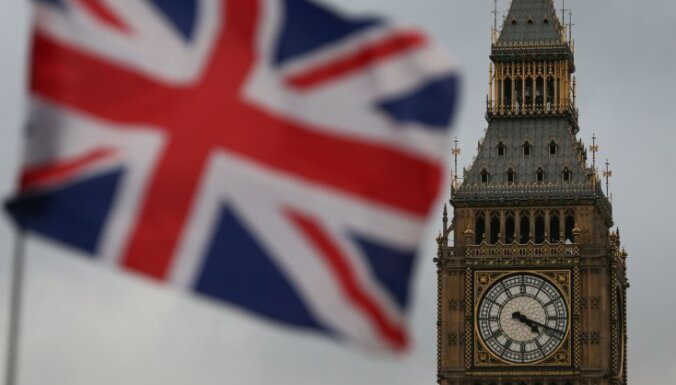 Британский парламент провалил соглашение Терезы Мэй по Brexit