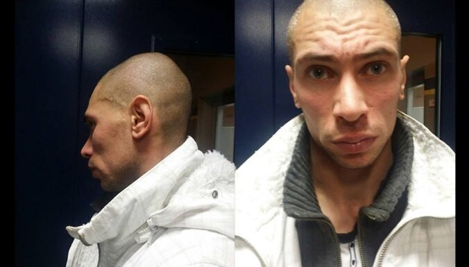 Задержан грабитель, выслеживавший своих жертв на ул. Маскавас и Даугавпилс