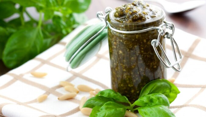Daudzveidīgais pesto: neparastas variācijas itāļu virtuves meistardarbam
