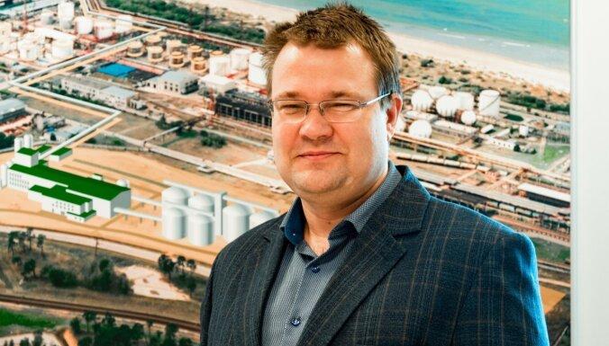 Indulis Stikāns: Mainīsim transporta un degvielu lietojuma paradumus