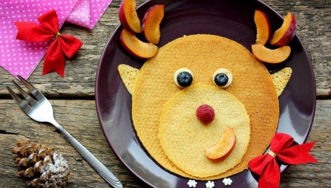 Опрос: какие блюда больше всего любят латвийские дети