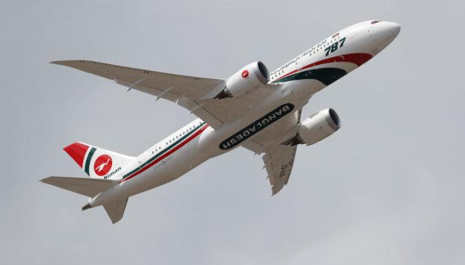 Мужчина неудачно пытался захватить самолет в Читтагонге
