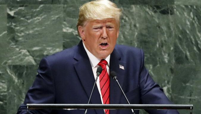 Трамп использовал трибуну ООН для оправдания собственной политики