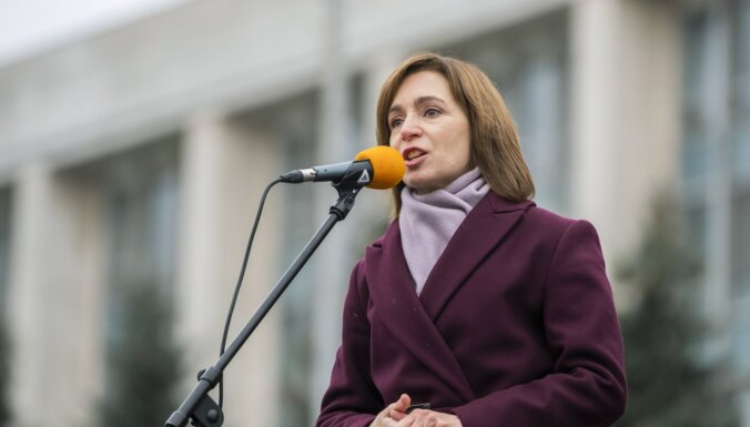 Moldovas tiesa atceļ likumu par prezidenta pilnvaru ierobežošanu