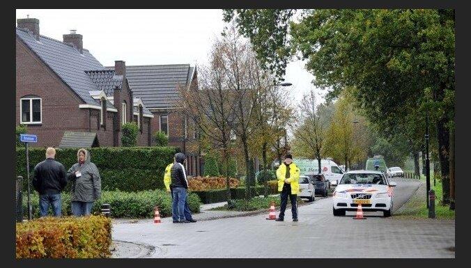 Житель Нидерландов погиб вместе с взятой в заложники трехлетней дочерью