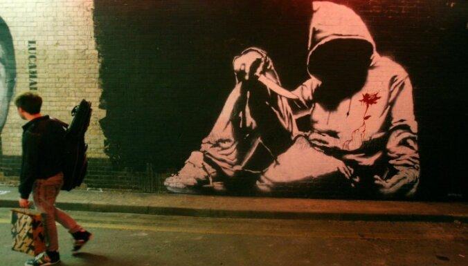 Pieprasītie nelegāļi jeb pasaules spicākie grafiti mākslinieki