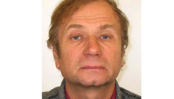 Meklē no Grobiņas aprūpes centra pazudušu vīrieti