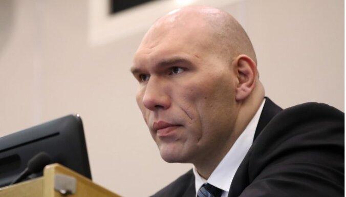 Депутат Госдумы РФ Валуев посоветовал пенсионерке не стыдиться бедности