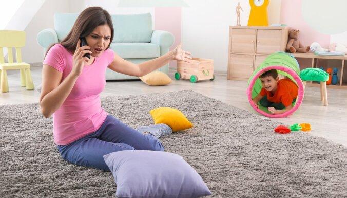 Septiņas pazīmes, kas liecina – pienācis laiks atlaist bērna aukli