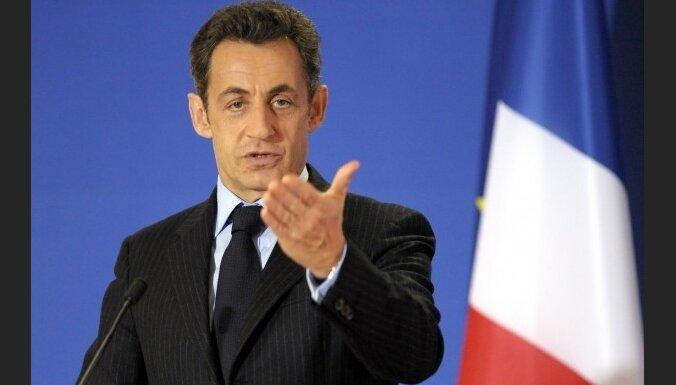 Sarkozī partija cietusi sakāvi Francijas reģionālajās vēlēšanās