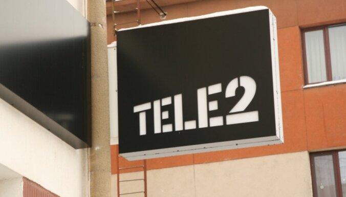 'Tele2' izsolē par 6,5 miljoniem eiro ieguvis frekvences 5G ieviešanai
