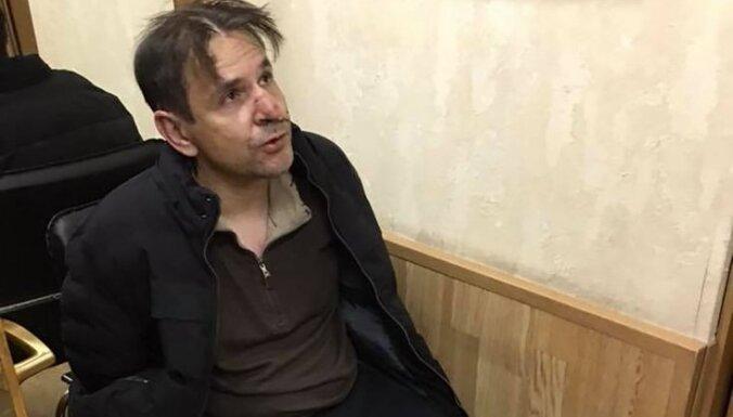 """У напавшего на ведущую """"Эха Москвы"""" проблемы с психикой были замечены 10 лет назад"""