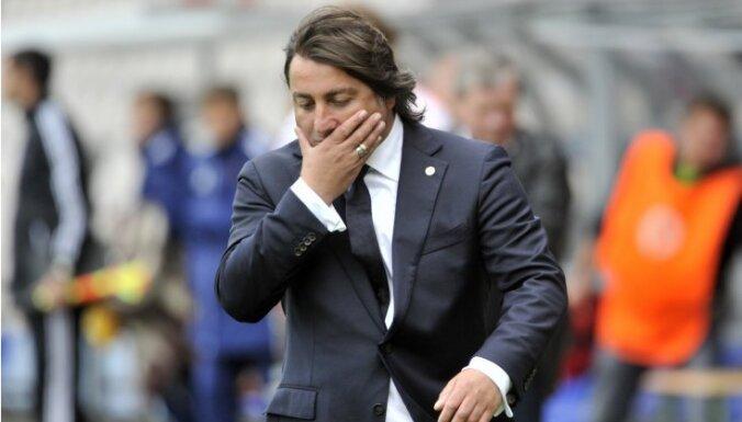 Par FK 'Liepāja' galveno treneri kļūst Pertija