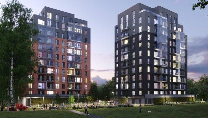 Dzīvojamo māju projektā 'Moho Park' investēs 15 miljonus eiro