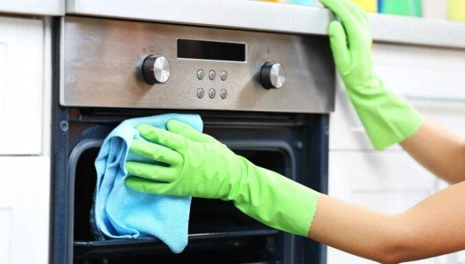 Zaļā ceturtdiena – mājokļa tīrīšanas diena. Padomu izlase uzkopšanas darbiem