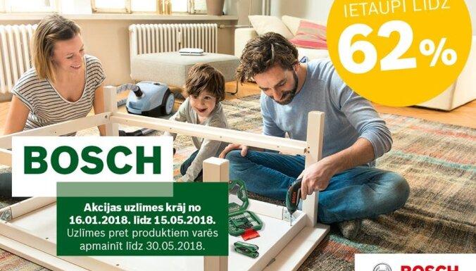 Patērētāju sargi soda 'Rimi' par negodīgu 'Bosch' instrumentu akciju