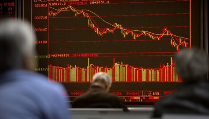 Miljardieru 'melnais' oktobris: zaudēts 61 miljards dolāru