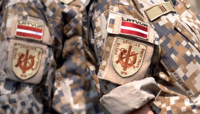 NBS instruktori Ukrainā apmācīs vietējos karavīrus