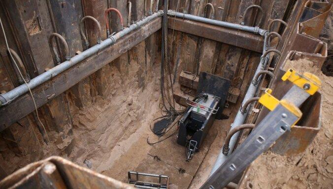 Подписан строительный договор о расширении сети водопровода и канализации в Берги