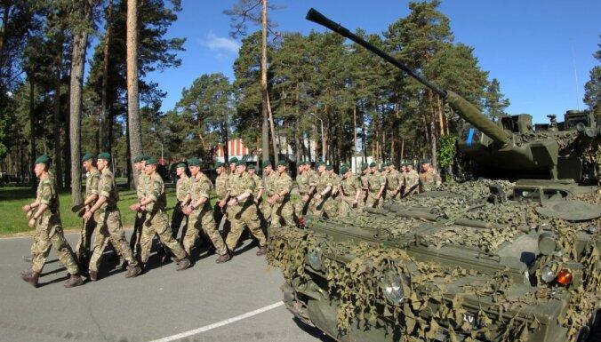 У военнослужащего на Адажской базе выявлен Covid-19