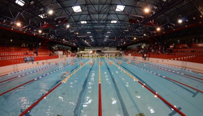 Pasaules junioru čempionātā peldēšanā Latviju pārstāvēs divi sportisti