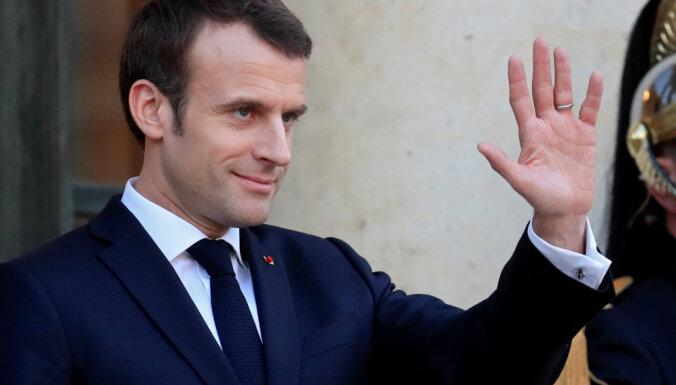 Обновление Европы. Полный текст речи президента Франции Эммануэля Макрона