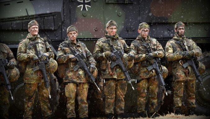 Опрос: половина немцев верит, что Путин нападет на Латвию, но лишь 9% хотят послать Бундесвер на защиту