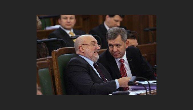 Премьер и Минфин: Латвия— не банкрот