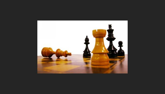 Šahs. Foto: Joana Franca