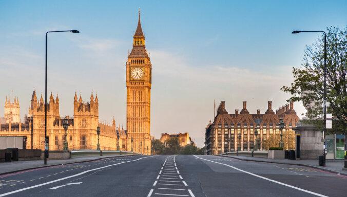 Линкайтс: воздушное сообщение с Великобританией возобновится в ближайшее время