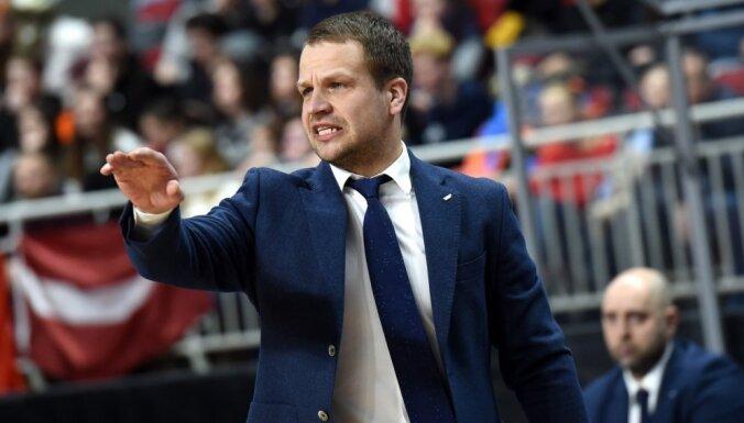 Gailītis: spēlē pret CSKA neizmantojām savas iespējas