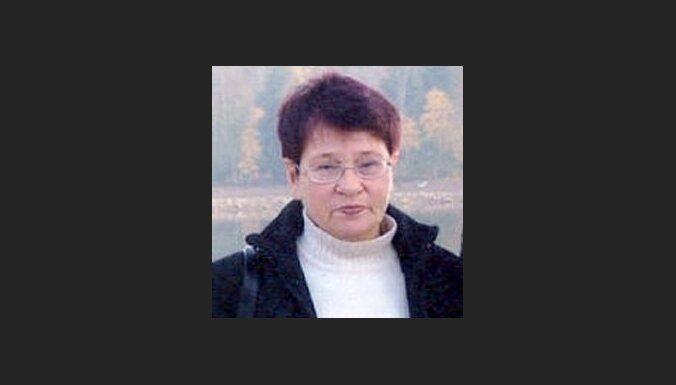 Policija meklē Ludzā pazudušu sievieti