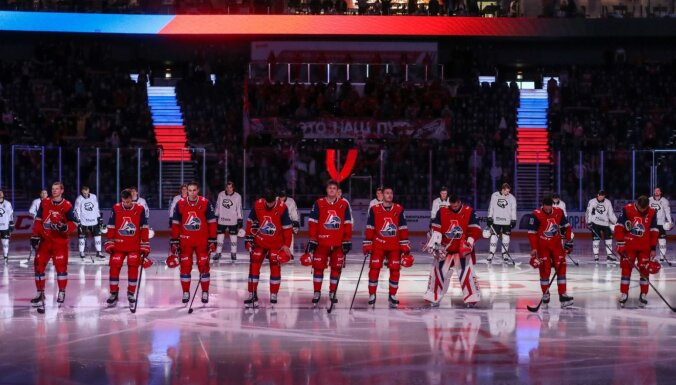 Covid-19 krīze KHL: masveidā inficētā 'Lokomotiv' komanda sodīta ar zaudējumu