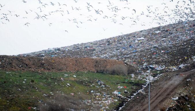 Rīgas pašvaldība saglabās līdzdalību atkritumu apsaimniekošanas uzņēmumā 'Getliņi Eko'