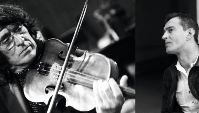 Юрий Башмет и Константин Хабенский: уникальный концерт в Опере