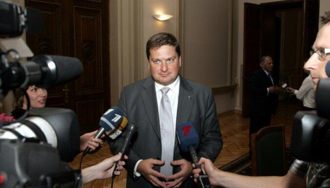 Zaķis atturīgs par savu pretendēšanu uz iekšlietu ministra amatu