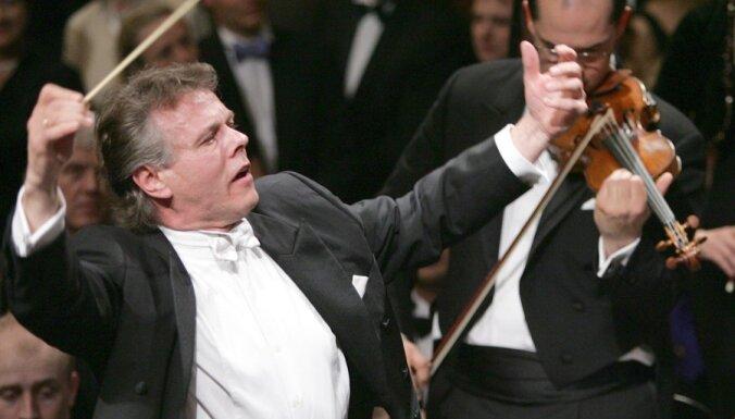 Marisa Jansona Bavārijas radio simfoniskais orķestris saņēmis prestižo 'ECHO Klassik' balvu