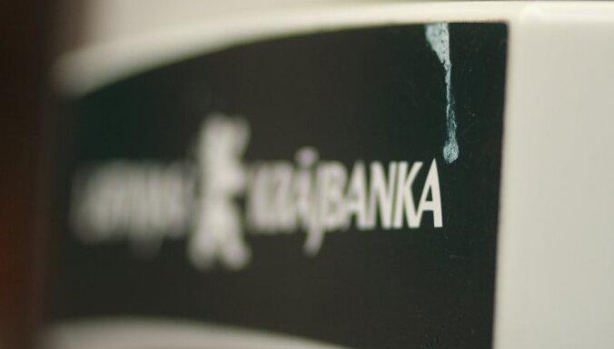 Часть дела Latvijas Krājbanka против Приедитиса и Антонова передана в суд