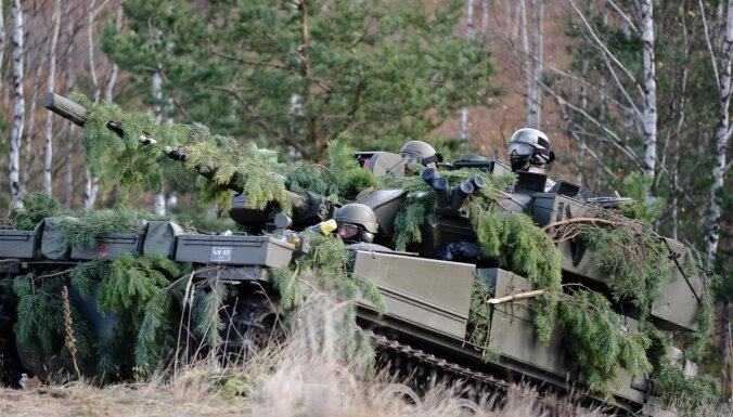 """В Видземе пройдут крупные международные военные учения """"Серебряная стрела 2019"""""""