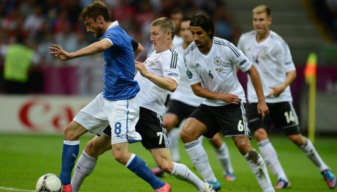 Победный немецкий марш прервался на 15-м матче